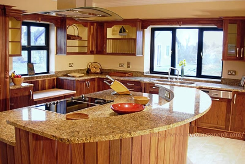 Verona stone pvt ltd - Kitchen design marble countertops ...